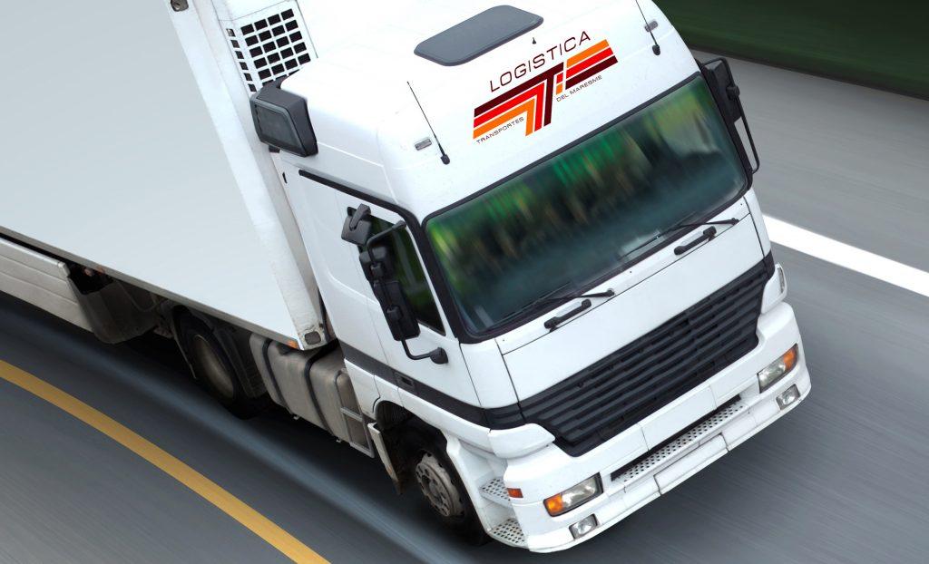 Camión Transportes del Maresme